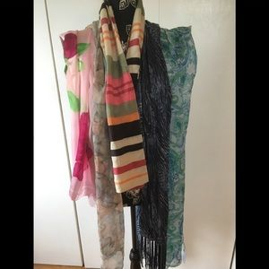Accessories - 5 scarves bundle